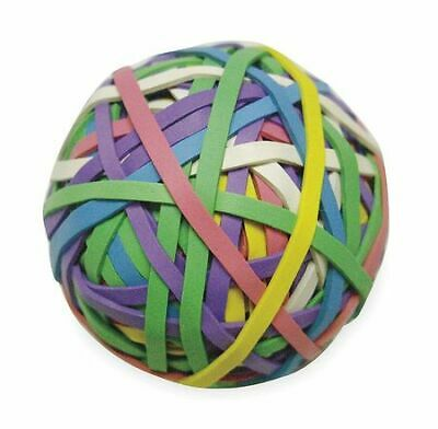 Zoro Select 2wfx9 Rubber Band Ball303-316x18inasst