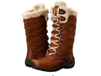 elk willow wood Timberland boots