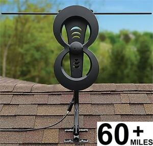 INDOOR/OUTDOOR HDTV ANTENNA