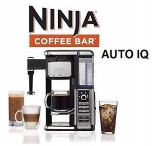 NINJA COFFEE BAR SINGLE-SERVE SYSTEM WITH AUTO IQ