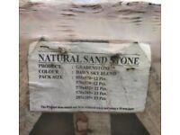 BARGAIN Sandstone Paving Project pack