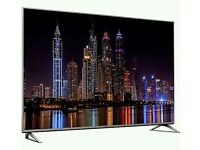 """Panasonic LED HDR 4K Ultra HD Smart TV 40"""" With Freeview Play, Built-In Wi-Fi & Art Of Interior"""