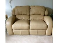 Leather Sofa (2 Seat)