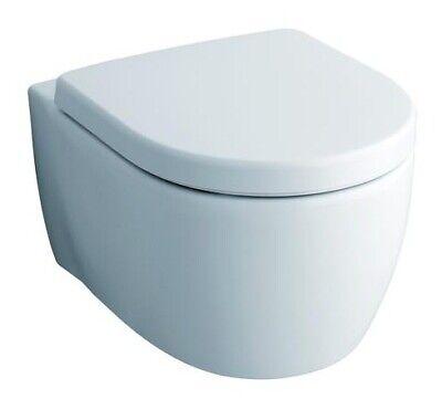 Keramag / Geberit iCon Tiefspül-WC 6 Liter wandhängend spülrandlos ... 204060600