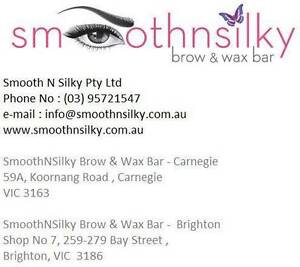 SMOOTHNSILKY BEAUTY SALON Carnegie Glen Eira Area Preview