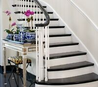 Local staircase painters and complete home painting.
