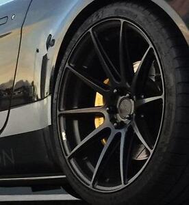 "$2499 (Tax-IN)- NEW 19""NICHE Essen rims (5x130) + 245/40/R19 & 285/35/R19 Pirelli Snow's– PORSCHE 911 / Boxster / Cayman"