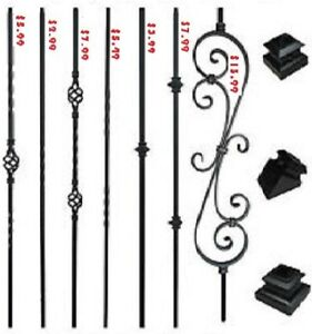 Stairs Railing/Pickets(Balusters,Spindles) Fall Sale from $1.49