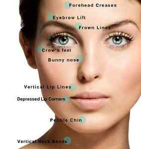 We offer Botox and Filler