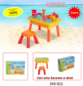 Kids Sand Box and Water Activity Table TAX INCL