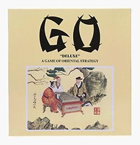 GO A GAME OF ORIENTAL STRATEGY DELUXE LIKE NEW