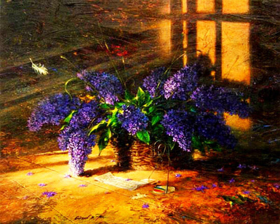 """Michael Gorban """"sunlight & Lilacs"""" 