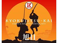 Kyokujitsu-Kai Shotokan karate & Zen Shin Do Kenjitsu