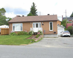 Updated open concept home in Elliot Lake !! Affordable living!!!