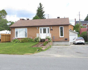 Fantastic open concept bungalow with detached garage in Elliot