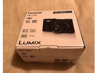 Brand new Panasonic LUMIX TZ-80 Silver digital camera