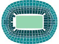 EX VIEW £250 for 2 x Tickets NFL Cincinnati Bengals v Washington Redskins. WEMBLEY. Block 104