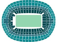 Ed Sheeran at Wembley Stadium (2 Tickets), Friday 15th June, Seated Ticket & Hotel Experience