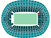Adele Tickets x 2 - Thursday 29th June, Block 108 - £300 ONO for the pair