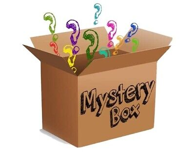 Mystery Box - For Girls-Slime, Putty,Puzzles,Games,Dolls,Toys,collecti