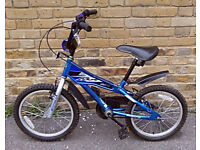 "Boys AMMACO MX 18"" BMX Bike In Excellent Condition"