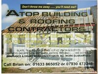 A-top roofing and building