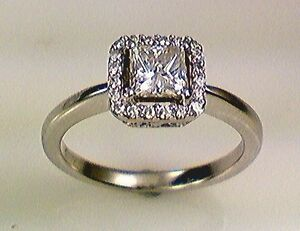 Stunning brand new engagement and wedding ring setting Indooroopilly Brisbane South West Preview