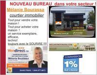 courtier immobilier Vendirect service dans Lanaudière