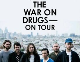 War on Drugs Ticket