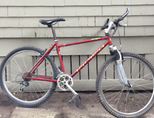 WANTED - Vintage Rocky Mountain bike with good components