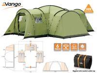 Large 6 man tent - VANGO Kassari 600