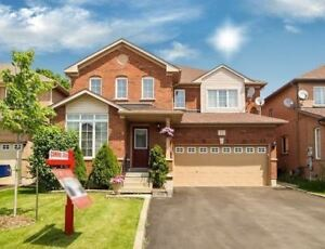 Absolutely 4 Br Home Nestled On A Street Brampton East Location