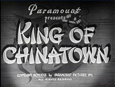King Of Chinatown 1939 Anna May Wong  Akim Tamiroff