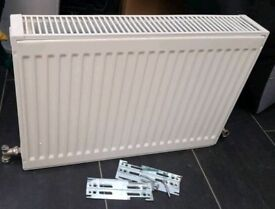 Radiator small double