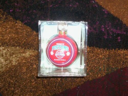 Detroit Pistons Officially Licensed Holiday Ornament by Forever Collectibles