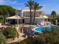 Vacation Villa in Lagos, Algarve, Portugal