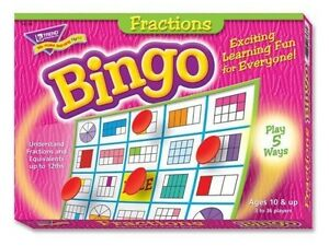 Fractions-Bingo-Game-Ages-7-Math-Manipulative-Game