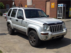 Jeep liberty limited édition 3.7 V6