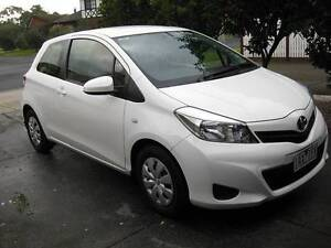 2013 Toyota Yaris Hatchback AUTOMATIC 1Owner Full Service History Dingley Village Kingston Area Preview