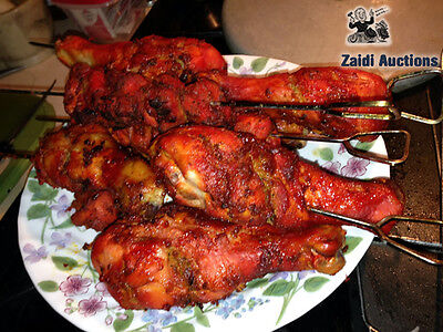 Turkey,Chicken,Lamb Spice Rub BBQ Tandoori !! Authentic Recipe !! Premixed