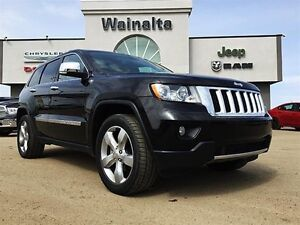 2011 Jeep Grand Cherokee Overland 4D Utility 4WD