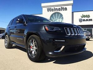 2014 Jeep Grand Cherokee 4x4 SRT8