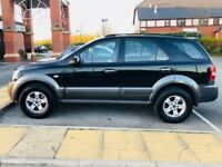 Excellent 55Reg,Kia Sorento XS 2.5 Diesel, Automatic,99000miles,full service history, Leather Seats,
