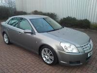 2007 Cadillac BLS 1.9 Turbo Diesel Luxury Edition, 6-Speed, 64k, Full Service History.