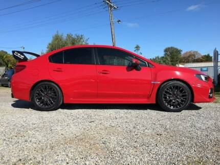 2014 Subaru WRX STI, LEATHER, GPS, ONE OWNER, FULL SERVICE Ascot Park Marion Area Preview