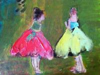Children Creative Dance, Pre-Ballet, Spanish Classic ages:4-12
