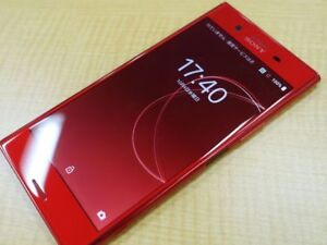 Mint 1 week old Xperia xz premium Rossa red