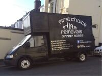 First Choice Removals Plymouth