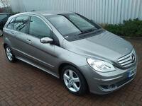 2006 Mercedes B150SE 98k FSH, New Mot