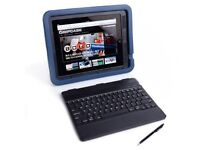 BRAND NEW GRIPCASE SCRIBE CASE AND KEYBOARD FOR IPAD
